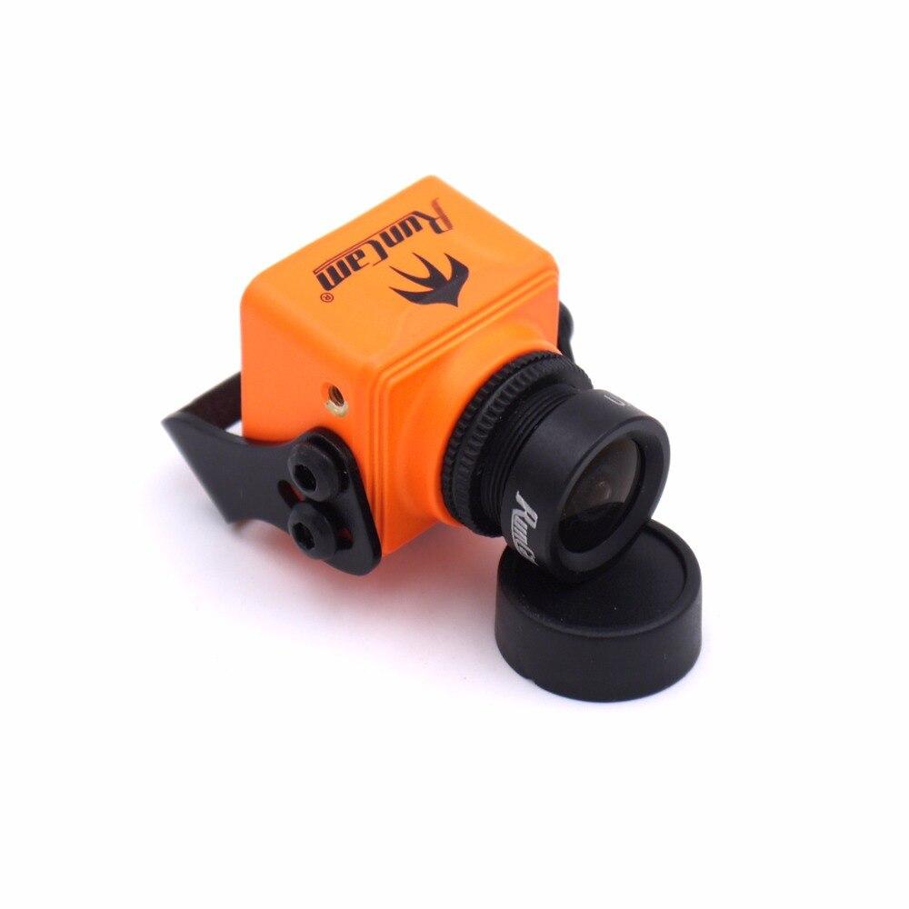 RunCam Swift Mini 2 caméra 600TVL 5-36 V FPV objectif de caméra PAL D-WDR 1/3