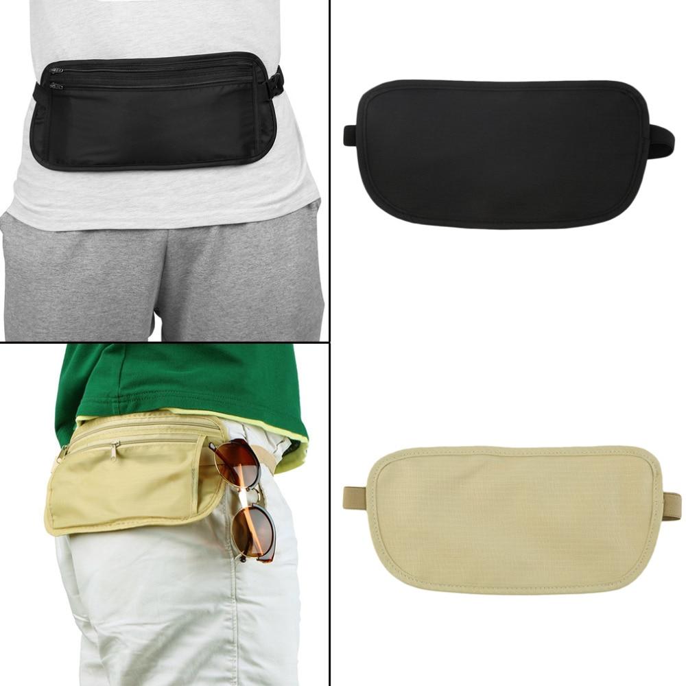 Belt Bag For Boy Bassport Waist Pouch Travel Storage Bag Money Security Purse Waist Pack PurseMoney Coin Card Tickets Bag Pouch
