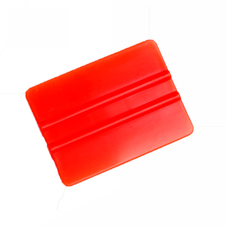 Image 5 - New Arrive Vinyl Applicators 7.5*5.5cm Car Tint Tools Bondo Cards Orange Mini Vinyl Squeegee C 72 Whole Sale-in Car Stickers from Automobiles & Motorcycles