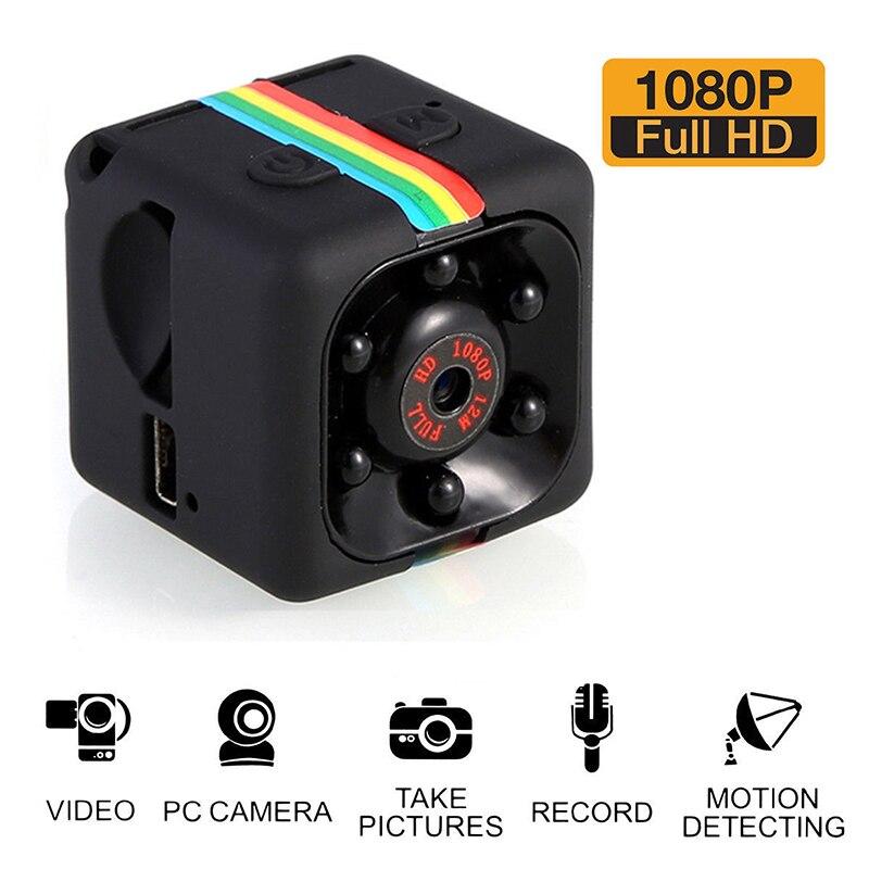 Caja protectora CAFELE HD mini cámara pequeña Camcorder CMOS 1080 Sensor de visión nocturna Cámara Micro cámara de vídeo DV DVR movimiento grabadora cámara