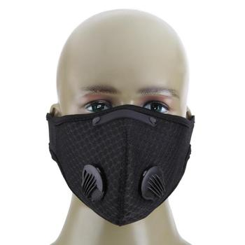 New Cycling Mask Men Women Sport Face Masks Smog Anti Pollution Anti Dust mascara ciclismo bisiklet maske MTB Bicycle Mask face mask