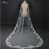 RSV31 2m Bridal Lace Veil With Comb