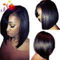 Short Synthetic Bob Wigs for Black Women Synthetic Hair Women's Wigs Fake Hair Straight  Pixie Cut Wigs Female African American