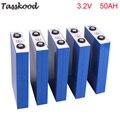 20 шт./лот 3 2 V 50Ah lifepo4 cell с 2000 раз жизненным циклом для электрических транспортных средств/системы хранения/UPS