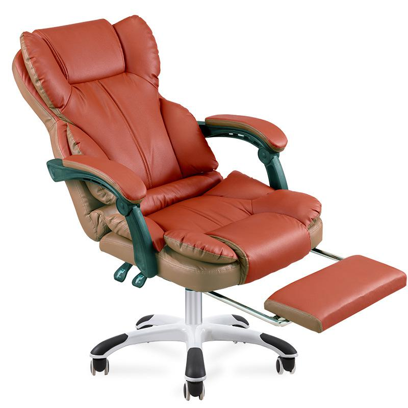 Executive Office Chair Household Computer Gaming Furniture Massage Footrest Foot Rest And RotatingExecutive Office Chair Household Computer Gaming Furniture Massage Footrest Foot Rest And Rotating