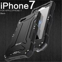 R JUST For Apple IPhone 7 Case Aluminum Case Three Defenses Phone Cases Hard Bumper Back