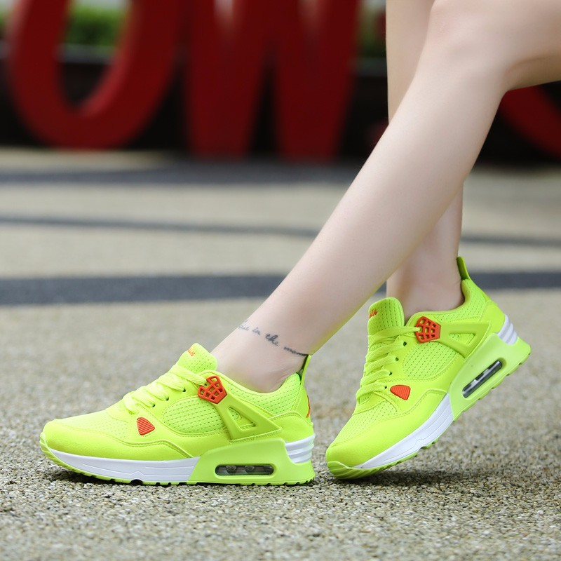 Fashion Tennis Women Casual Shoes 2017 Spring Breathable Flat Low Top Trainers Women Shoes Superstar Green Ladies Shoes YD168 (16)