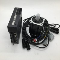 400W AC Servo Motor Drive Kits 0.4KW NEMA24 60mm 220V 3000r/min Modbus RS485 Replace Yaskawa Panasonic Fuji Delta for CNC