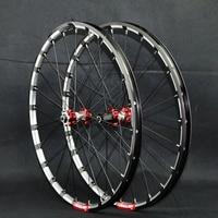 Пасак MTB горный велосипед Велосипедный Спорт фрезерные трехсторонняя ЧПУ подшипник концентратора Ultra Light колеса колесная обода