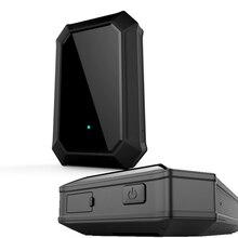 В реальном времени отслеживания GPS трекер автомобиля 5000 мАч Батарея 90 дней в режиме ожидания голосового мониторинга GSM локатор A10 вибрации сигнализации