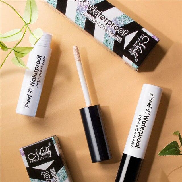 Korean Cosmetics Eyeshadow Primer for Eyes Base Foundation Makeup Liquid Freckle Covering Primer Waterproof Concealer Make up 2