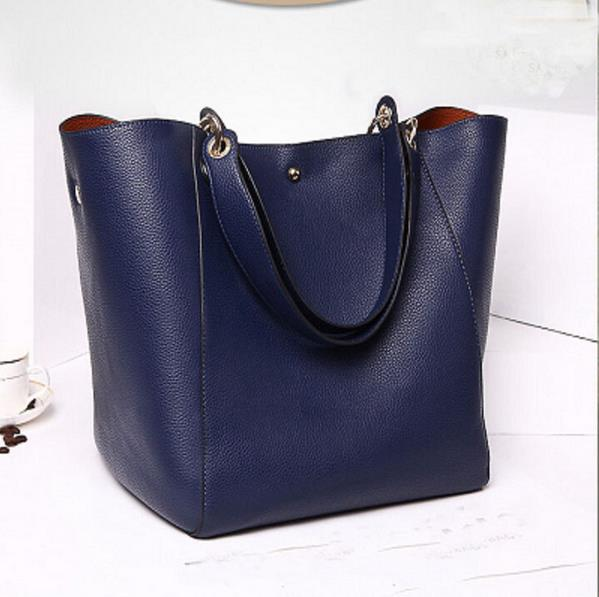Euro-US Style Women puLeather Bags Solid Medium Capacity Lady Fashion Cowhide bags Leather HandBags Lady Crossbody bagsEuro-US Style Women puLeather Bags Solid Medium Capacity Lady Fashion Cowhide bags Leather HandBags Lady Crossbody bags