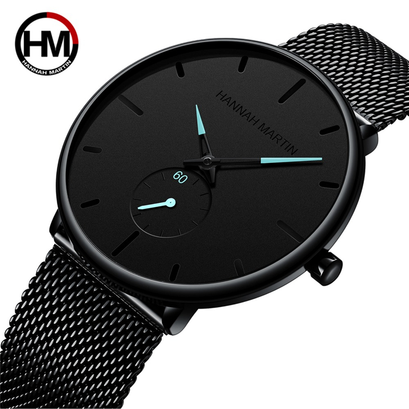Dropshipping 2019 New Simple Design Waterproof Stainless Steel Mesh Small Dial Men Watches Top Brand Luxury Quartz relogio mascuDropshipping 2019 New Simple Design Waterproof Stainless Steel Mesh Small Dial Men Watches Top Brand Luxury Quartz relogio mascu