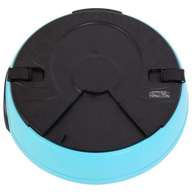 6 Meals Day Automatic Pet Feeder For Dog Cat Blue