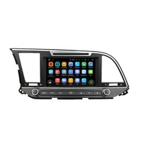 8 Inch Android 5 1 1 Quad Core HD1024 600 Car DVD Player For HYUNDAI For