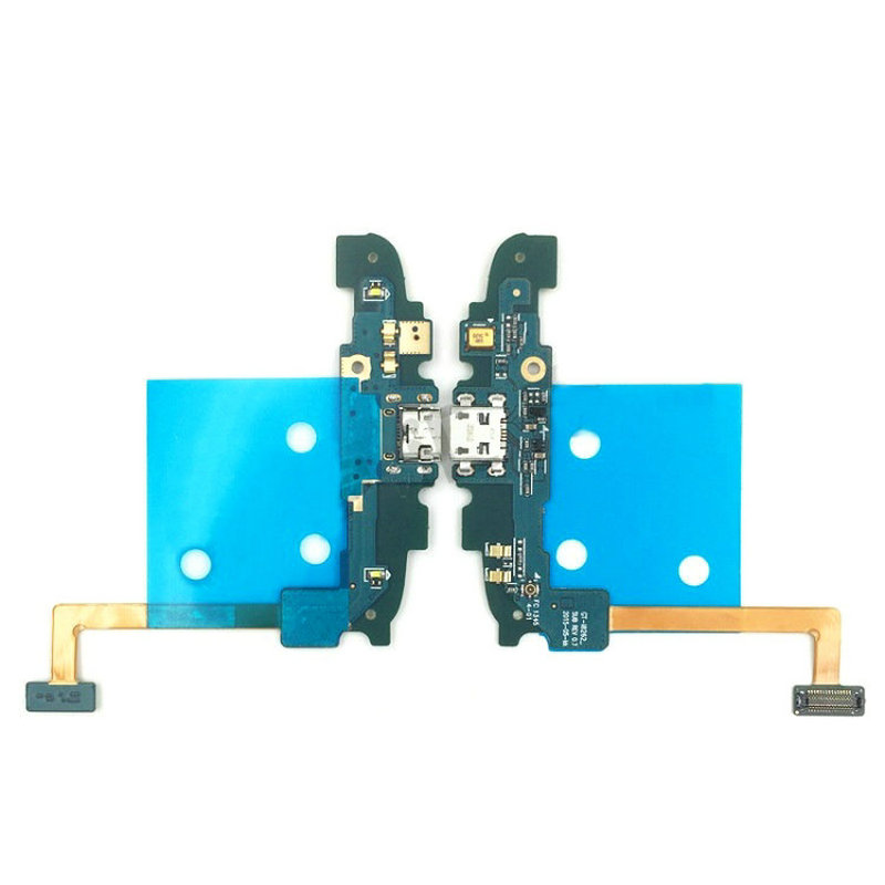 New Microphone Module+USB Charging Port Board Flex Cable Connector Parts For Samsung I8262 I8268 I8262D