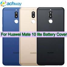 Dla Huawei Mate 10 Lite pokrywa baterii obudowa tylnych drzwi G10 Plus obudowa tylna 5.9
