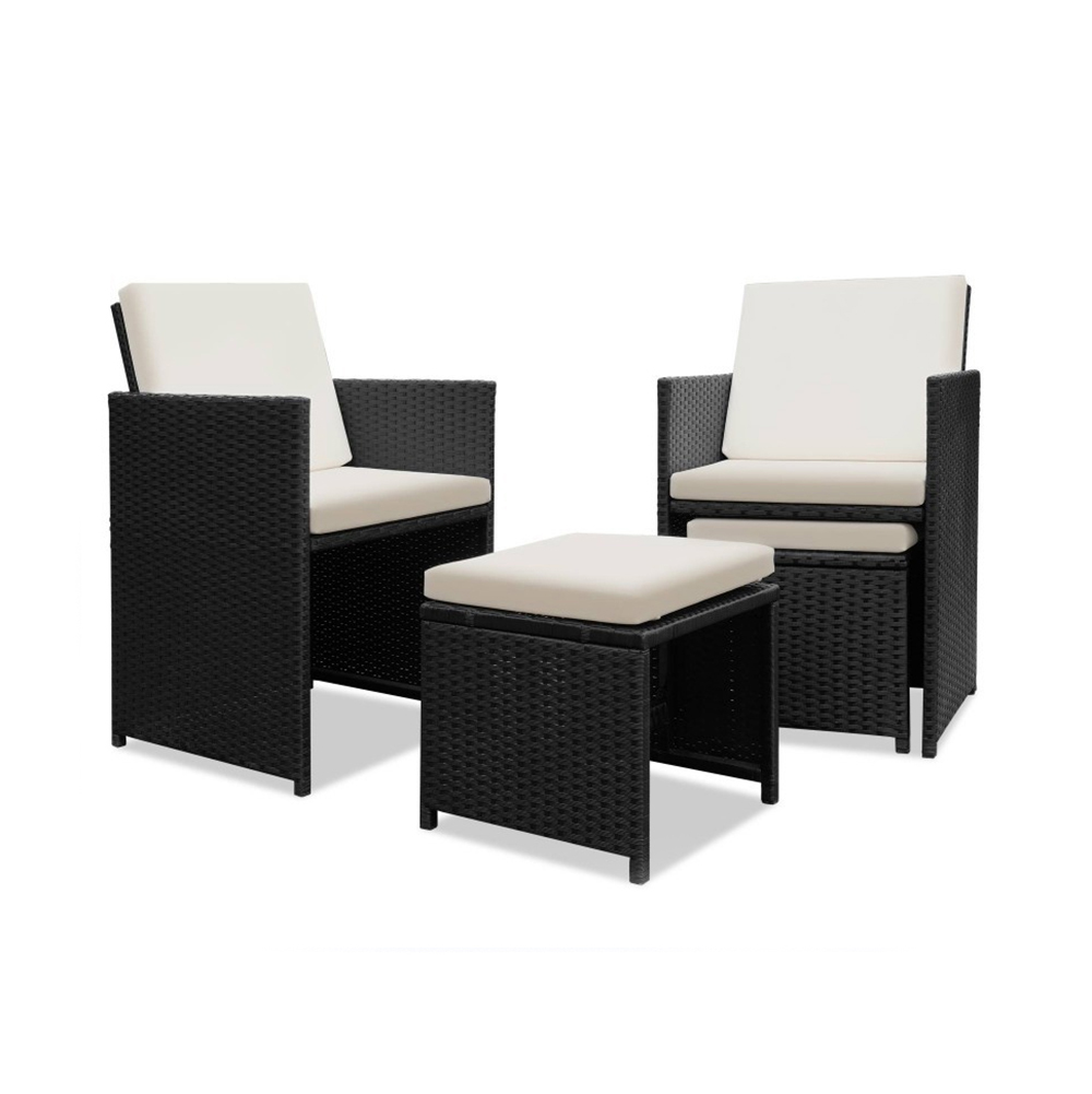 Garden Rattan Sofa Set With Dining Table 4 Chairs 4 Stools Outdoor  Furniture Dropshipping  In Garden Sofas From Furniture On Aliexpress.com |  Alibaba Group