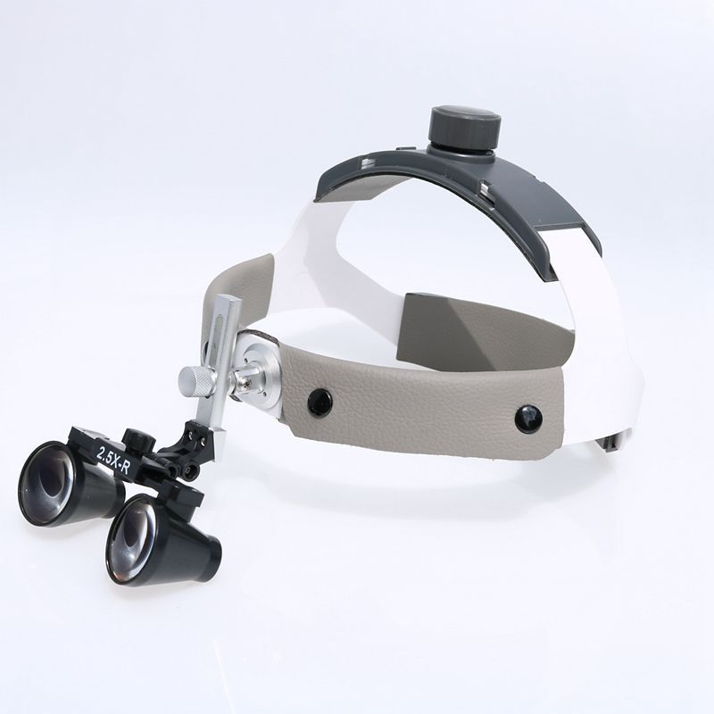 2.5X 3.5X Magnifier Wearing Style Medical Magnifier Dentist Dental Surgical Medical Binocular Loupes Magnifying Glass