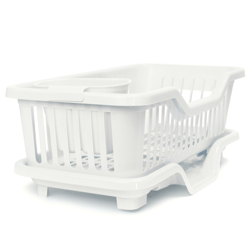 Washing Holder Basket PP Great Kitchen Sink Dish Drainer Drying ...