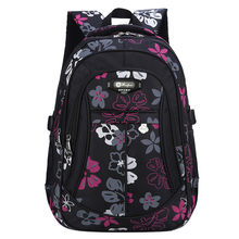 RUIPAI Nylon Primary Children Backpacks Kids Kindergarten school bags Cute Printing for girls Orthopedic
