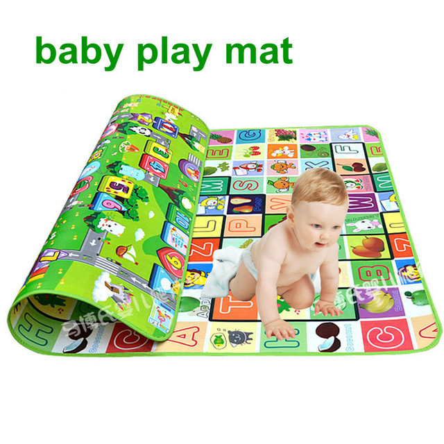 2016 New Style play Mat Children Picnic Carpet for baby  Kids Game EVA Carpet for baby  2.0 * 1.8 m