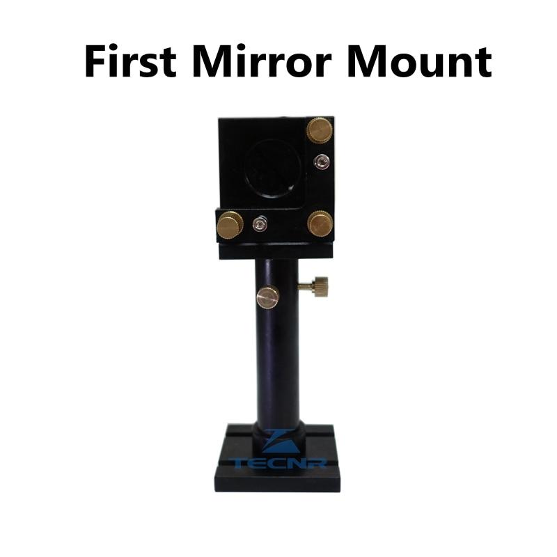 CO2 laser head & Reflective Mirror 25mm & Focus Focal Lens 20mm Integrative Mount for laser machine