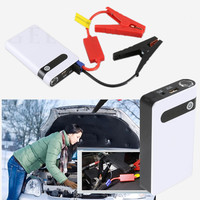 Mini Portable Car Jump Starter 12V Car Charger For Car Battery 12000mAh Emergency Starting Device Power
