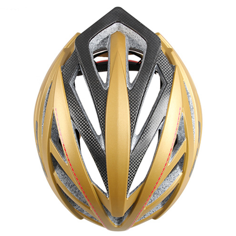 New Brand PRO 60% more safety Carbon fiber frame Bicycle helmet Cycling Helmet road city bike racing Helmets sports Design Red топ concept club concept club co037ewtay72