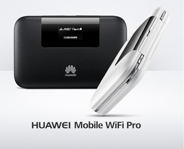 Huawei E5770 Wifi 3G/4G LTE Mobile Hotspot – (20 hour Battery Life, Power Bank, 150 Mbps Speed) *Unlocked*