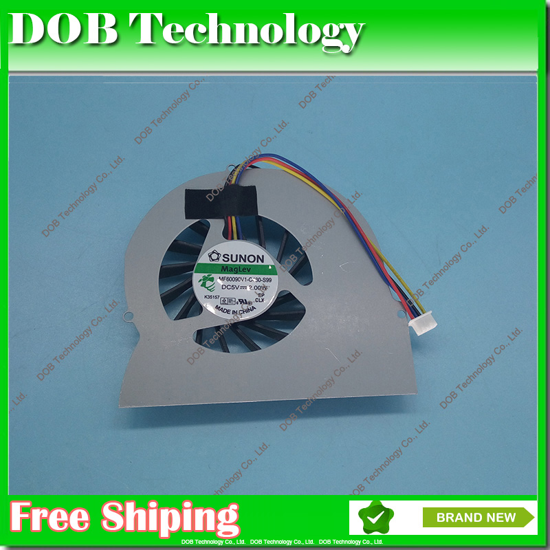 NEW CPU Cooling Fan For HP HP EliteBook 8560W 8570W laptop P/N MF60150V1-C000-S9A ноутбук hp elitebook 820 g4 z2v85ea z2v85ea