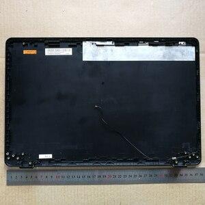 """Image 2 - Yeni laptop için ASUS 13NB0FD2AP0401 X542 X542UR X542UQR X542UN X542UQ 15.6 """"üst kılıf lcd arka kapak"""