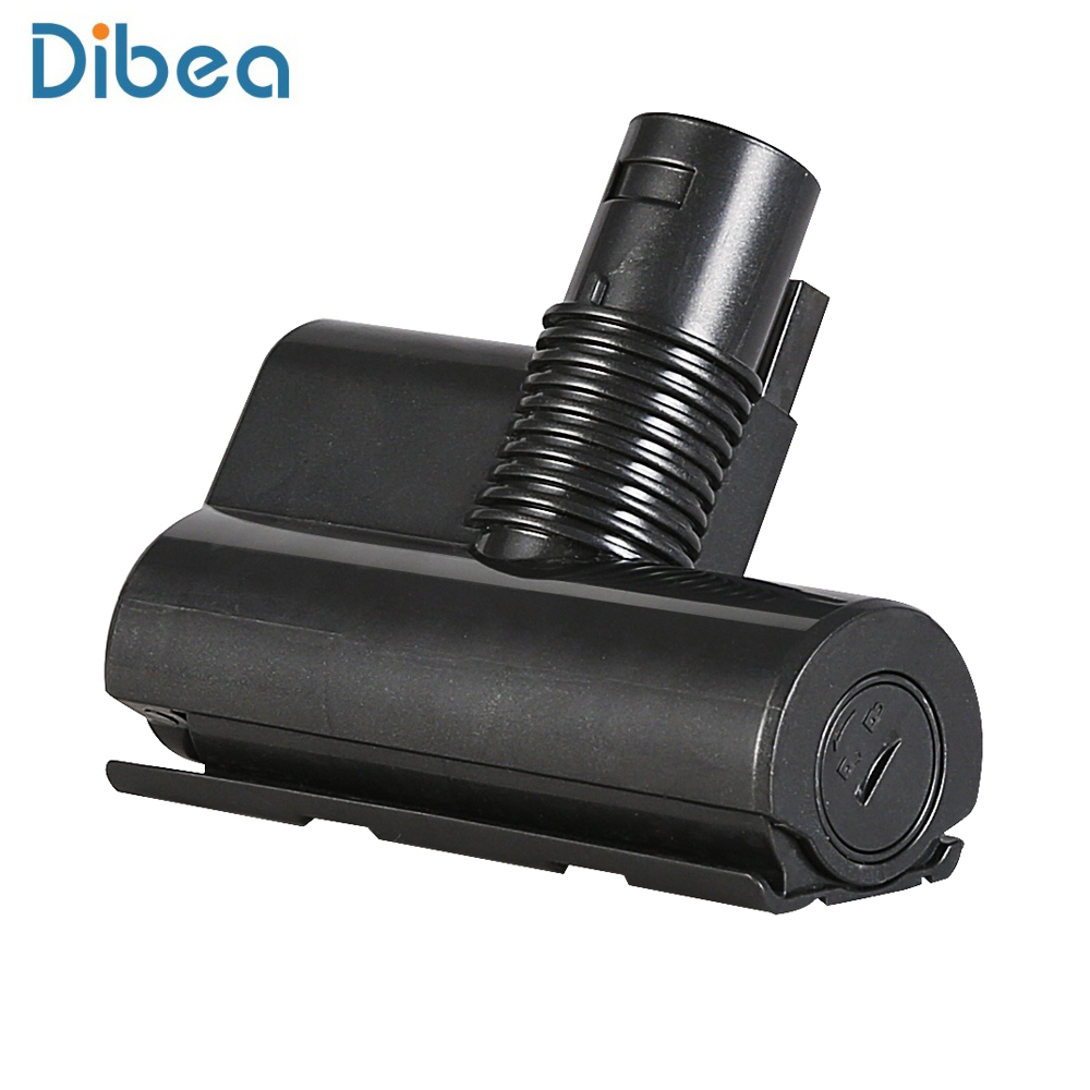 Detachable Electric Dust Mites Suction Head Vacuum Cleaner Attachment for Dibea C17 / DW100 цена
