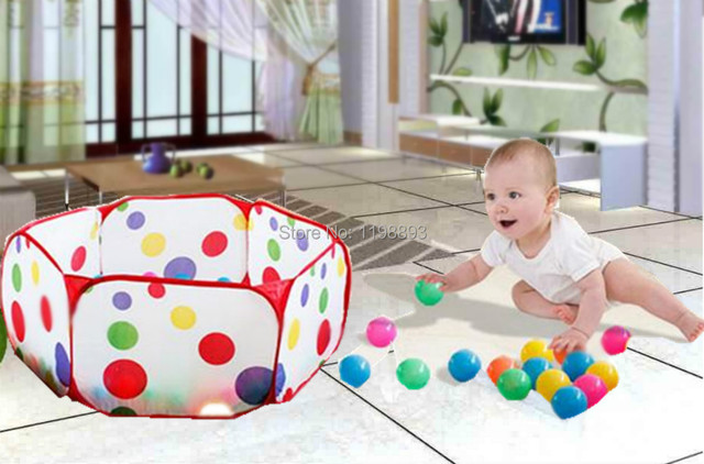 Free Shipping 100cm Baby Kiddie Fabric Play Game Pit Ball Pool Children Playpens Playhouse Play Tent & Free Shipping 100cm Baby Kiddie Fabric Play Game Pit Ball Pool ...
