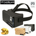 "VR Cardboard Google Cardboard 2.0 Virtual Reality Ultra Clear VR 3D Glasses for 3.5-6"" Smart Phone VR BOX VR SHINECON"