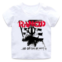 Rancid Boys and girls Kids T-shirt