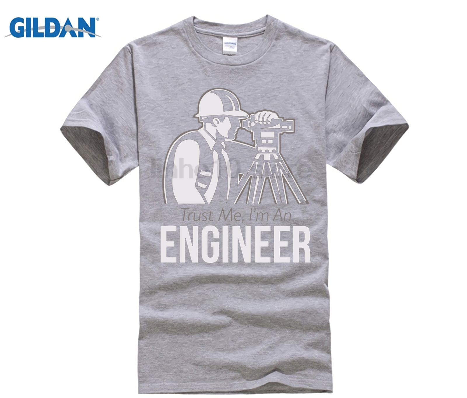 Gildan 2019 Brand You Cant Scare Me I Am An Electrician Men T-shirt Year-End Bargain Sale Men's Clothing Tops & Tees