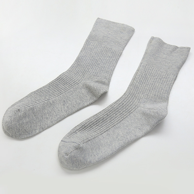Image 3 - Fcare 10PCS=5 pairs plus size Hypertension Socks Prevent Varicose Veins Socks Causal Diabetic Autumn Winter combed Cotton Socks-in Men's Socks from Underwear & Sleepwears