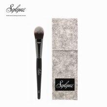Sylyne кисти для макияжа#105 кисть для тонального крема профессиональная кисть для растушевки лица кисть для консилера макияж кисти для маски