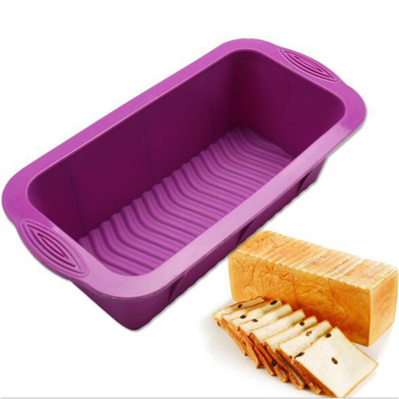 Silicone Cookie Cake Baking Molds Mould Bake Decoration Molding Tool Temperature Heat Resistant Moulding Kitchen Pastry Supplies