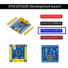STM32F103RET6 ARM STM32 Minimum System Development Board Module For arduino Minimum System Board STM32F103C8T6 upgrade version