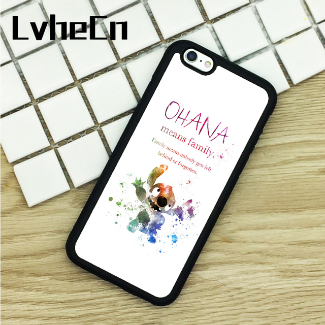 Lvhecn TPU Fundas para móviles para iPhone 6 6 S 7 8 más x 5 5S