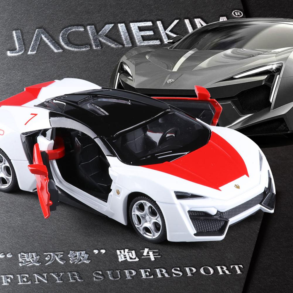 High Quality High Simulation 1:32 Alloy Pull Back Cars,Lebanon Fenyr  Supersport Top Sports Car,free Shipping In Diecasts U0026 Toy Vehicles From  Toys U0026 Hobbies ...