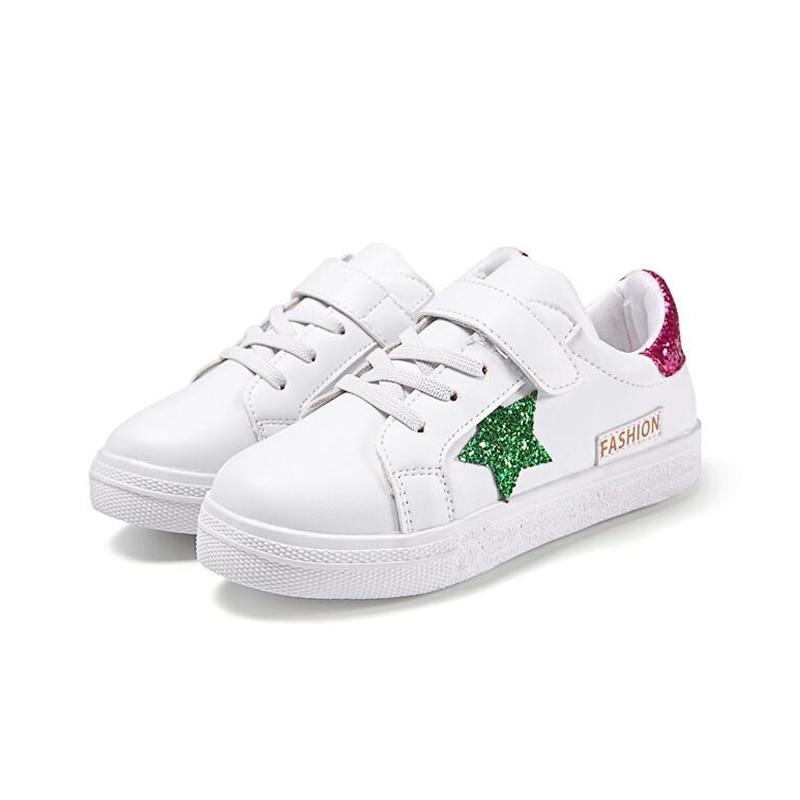 Enfants Casual Sneakers 2018 Chaussures D été Pour Les Filles En Bas ... 2235a931099