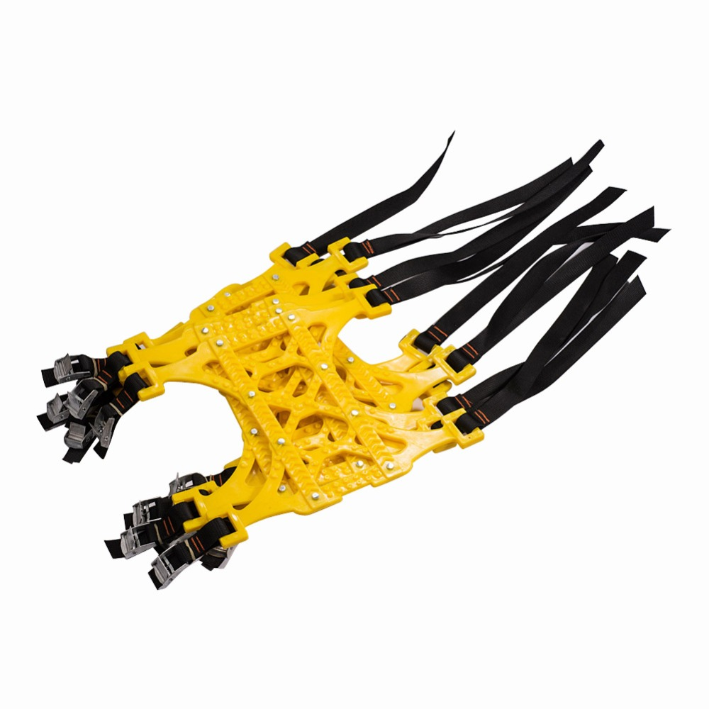 Auto Anti-Skid Chains Accessories Wheel Chain Snow Chains Tires Protecter
