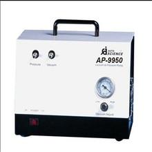 220 В Масла отрегулировать Давление Мембранный Вакуумный Насос AP-9950 Ручной 50L/m lab