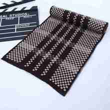 2016 Autumn Winter Warm Cashmere Scarf Men Business Casual Tartan Sjaal Acne Studios Pattern Echarpe Hiver YJWD649