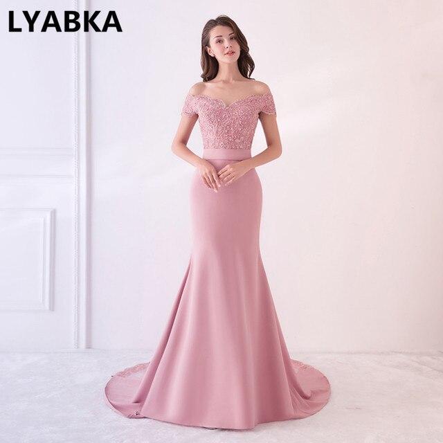 שושבינה שמלות חדשה הגעה מתוקה בת ים שושבינה שמלת Vestido לונגו רוזה שושבינה שמלת 2019 Brautjungfernkleid