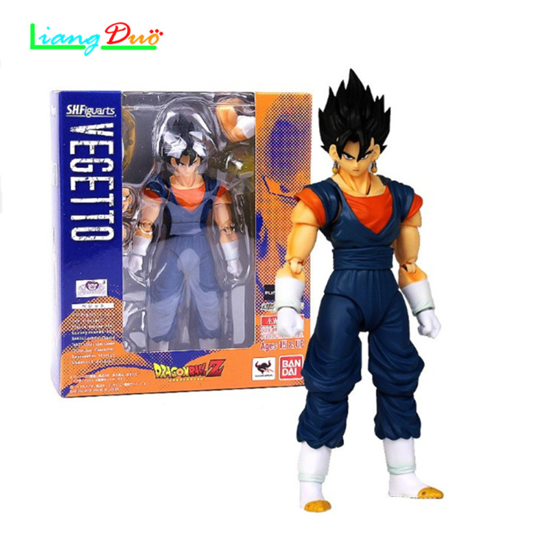 Dragon Ball Z Super Saiyan 17Cm Gogeta Joint Movable Pvc Anime Model Children Collectible Action Figure Toys Boy Girl Gift DBZ new figure action fashion toys anime brinquedos dragon ball z figure super saiyan gogeta figuration collectible model toy gifts