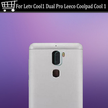 10pcs For Letv Cool1 Dual Leeco Coolpad Cool1 Snapdragon 652 Camera Glass Screen Protector Back Camera Clear Protective Film